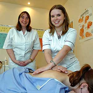 Market Harborough Chiropracters